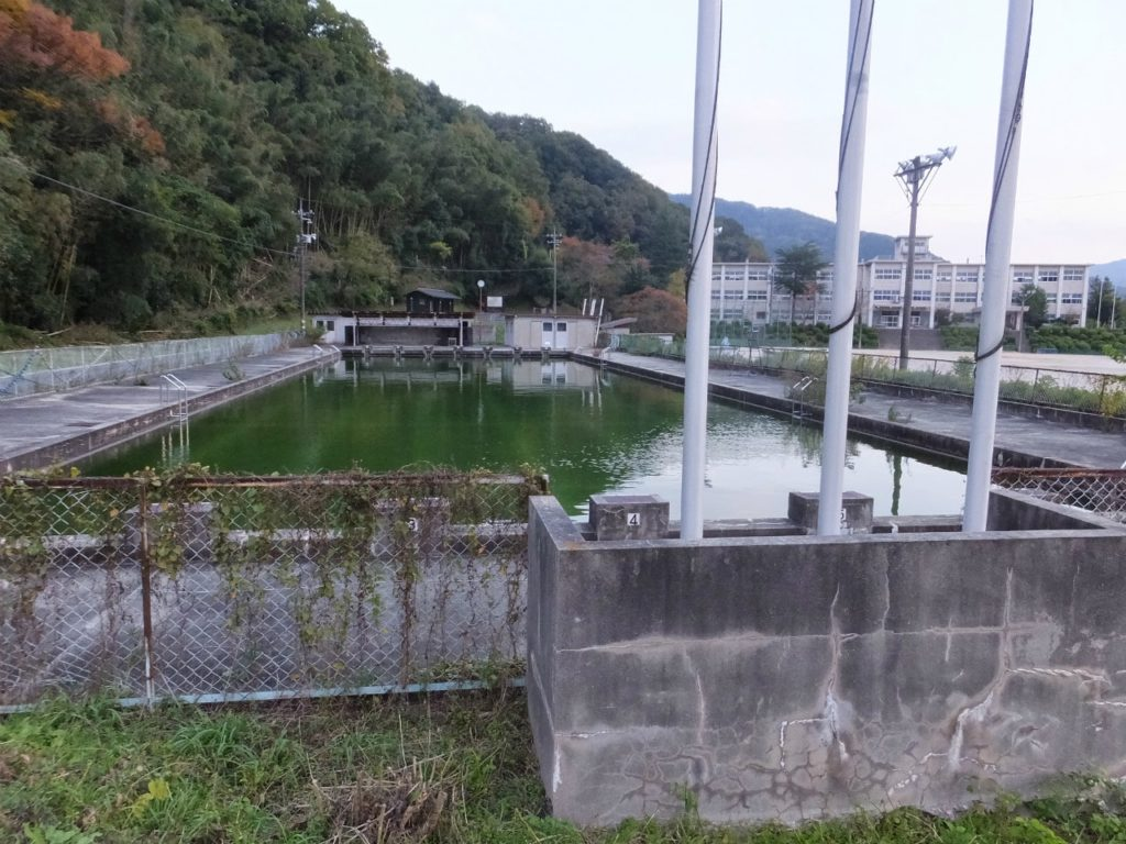 ☆溝口中学校プール完成☆