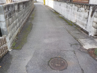 水道管と下水管の新設工事